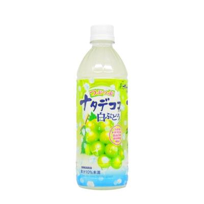 Sangaria Nata de coco&White grape Soft Drink500ml