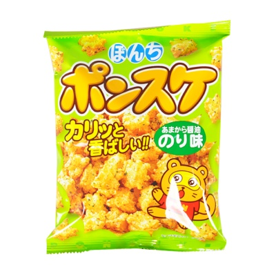 Bengi Nori Rice Crackers 90g