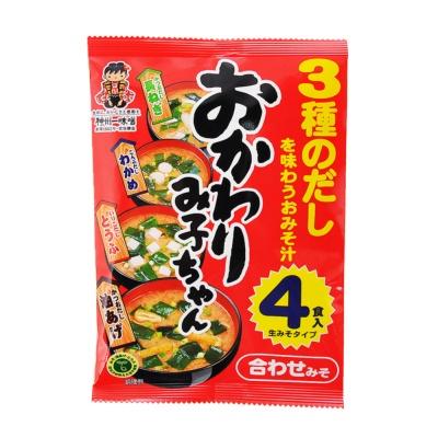 神州一油豆腐味噌·裙带菜味噌 84.6g