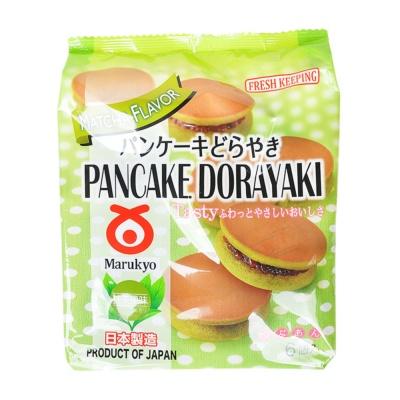 丸京日式红豆夹心饼(绿茶味) 310g