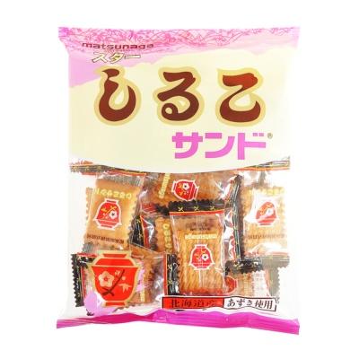 Matsunaga Shiruko Sanwich 110g