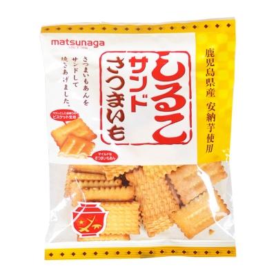 Matsunaga White Bean&Sweet Potato Cookies 100g