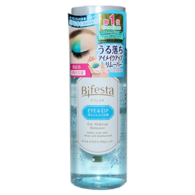 Bifesta Eye & Lip Remover 145ml