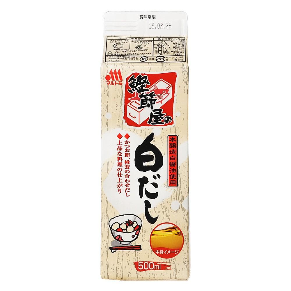 丸友鲣鱼汁 500ml