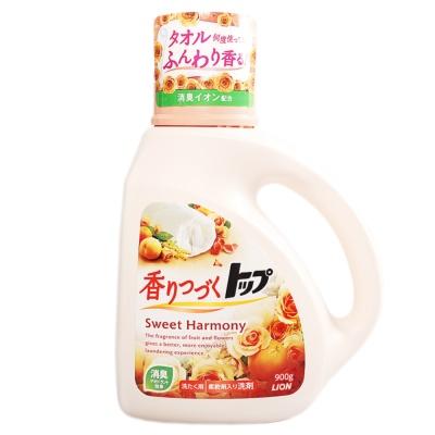 狮王花果香型洗衣液(橙色) 900g