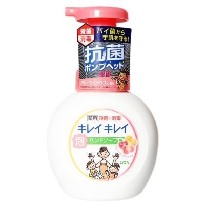 狮王泡沫洗手液(水果香型)24099 250ml