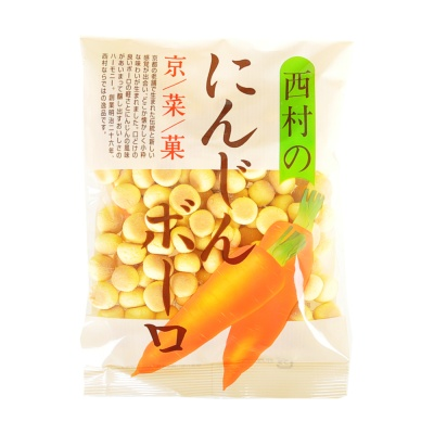 Eisei Carrot Flavored Biscuits 95g