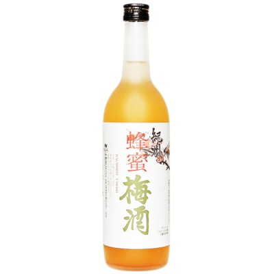 Jizhou Plum Honey Wine 720ml