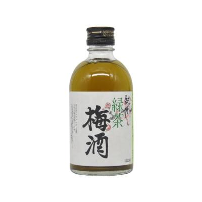 Jizhou Plum Green Tea Wine 300ml