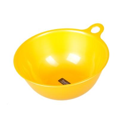 Inomata Plastic Bowl (Yellow) 22*10