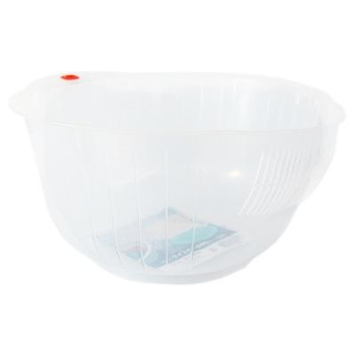 Inomata Rice Drainer Bowl 28*25*13.3