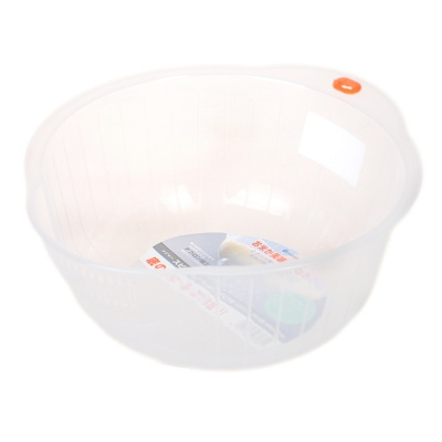 Inomata Plastic Rice Rinser 25.5*23*10.5
