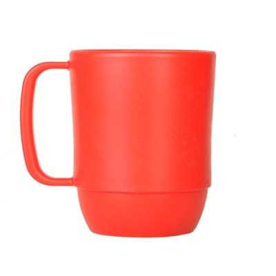 Inomata Mug Cup (Red)7.9*10.7*9.9
