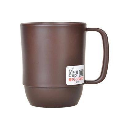 Inomata Mug Cup (Brown) 7.9*10.7*9.9
