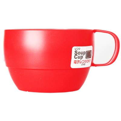 Mark Cup-Red DIA9.9 * 12.6 * 6.5