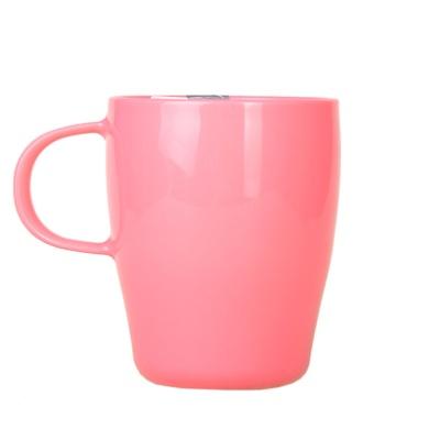 Inomata Plastic Cup (Pink) 10.8*7.7*9.4Hcm
