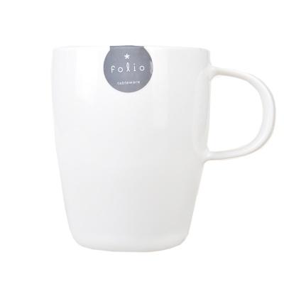 Inomata Plastic Cup (White) 10.8*7.7*9.4Hcm