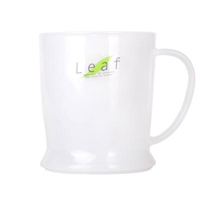 Inomata Plastic Cup (White) DIA7.2*8.5