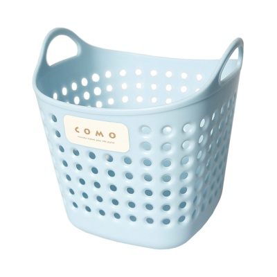 Inomata Como Square Basket(Blue) 1p