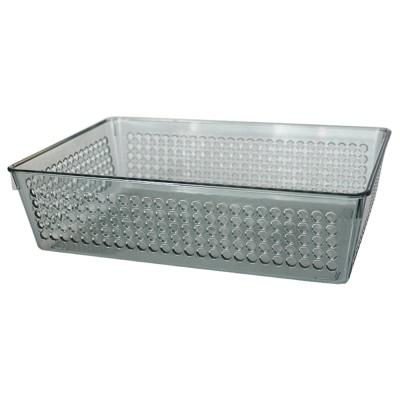 Inomate Basket(L)(Clear Gray) 1p