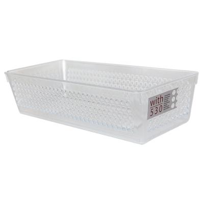 Inomata Basket(Clear) 1p
