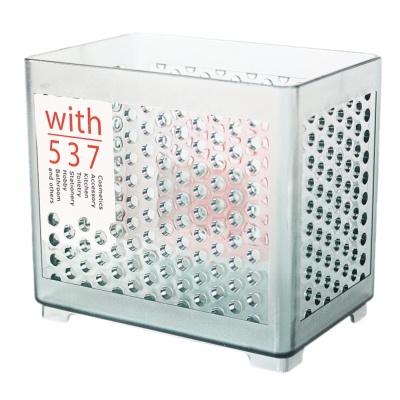 With Storage Box(Gray) 8.4*10.4