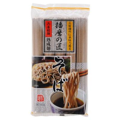 播磨荞麦面 450g