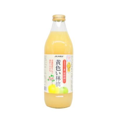 青森之味黄苹果汁 1L