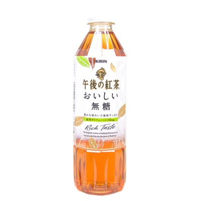 Kirin Taking Afternoon Tea (Sugar Free) 500ml