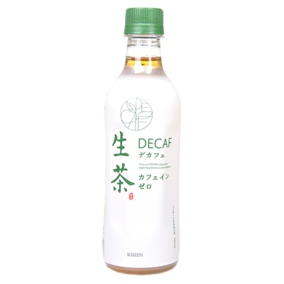 Kirin Rich Green Tea Decaf 430ml