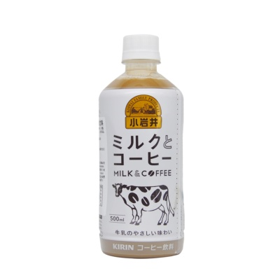 Koiwai Family Products Milk&Coffee Beverage 500ml