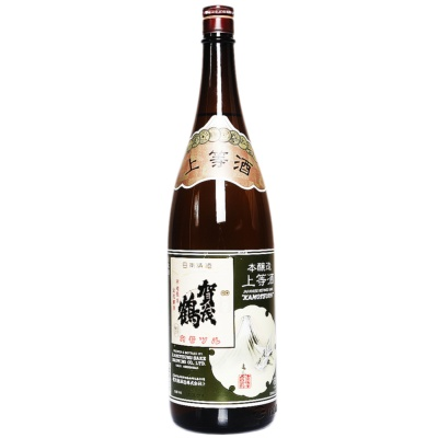 Kamozuru Sake 1.8L