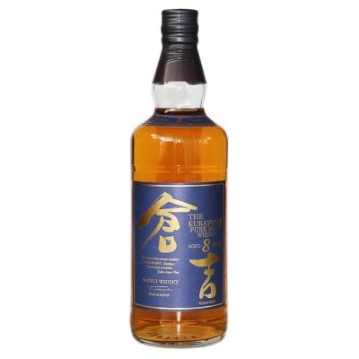仓吉8年纯麦威士忌 700ml