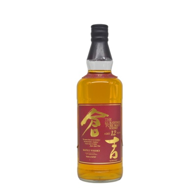 The Kurayoshi 12 Years Pure Malt Whisky 700ml