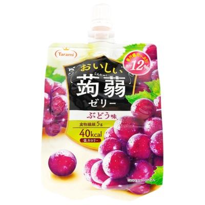 Tarami Grape Flavor Jelly 150g