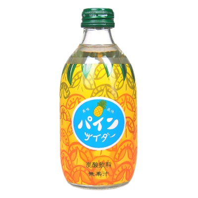 Tomomasu Pineapple Flavored Drinks 300g