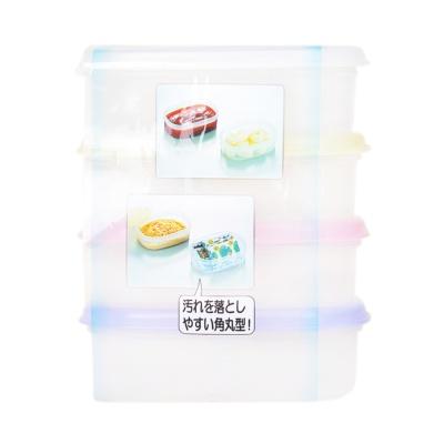 浪漫樱花保鲜盒组合装 4p