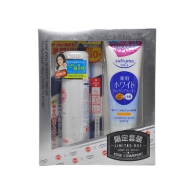 高思SUNCUT防晒透明喷雾(无香型)限定套装