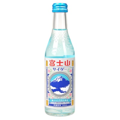 Kimura Fujinokuni Original Soda Drink 240ml