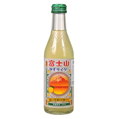 Kimura Grapefruit Soda Drink 240ml