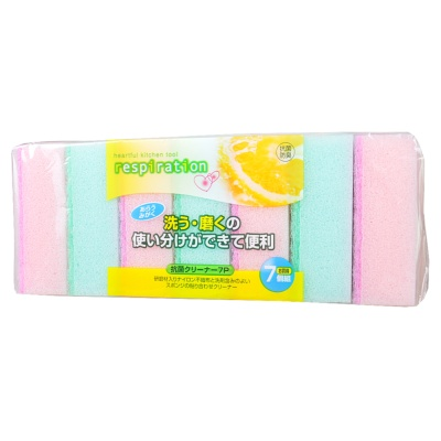 Pocket Clean Sponge 7p