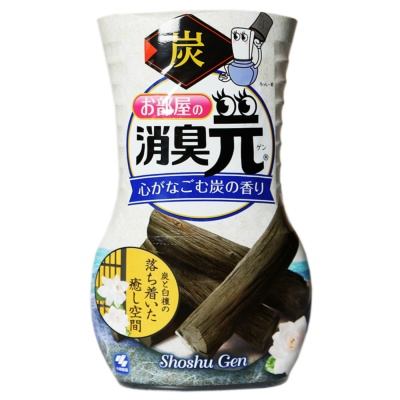 Kobayashi bamboo charcoal sandalwood air freshener 400ml