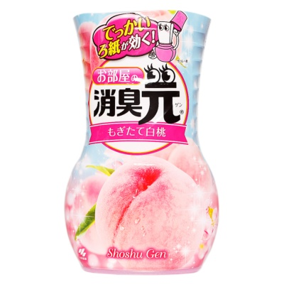 Kobayashi Air Freshener (White Peach Fruit) 400ml