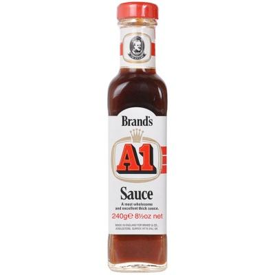 Brand's A1 Sauce 240g