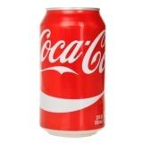 可口可乐碳酸饮料 330ml