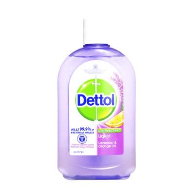 Dettol Lavender & Orange Oil Disinfectant Liquid 500ml
