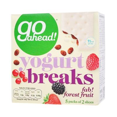 Go Ahead Yogurt Breakes(Forest Fruit) 178g
