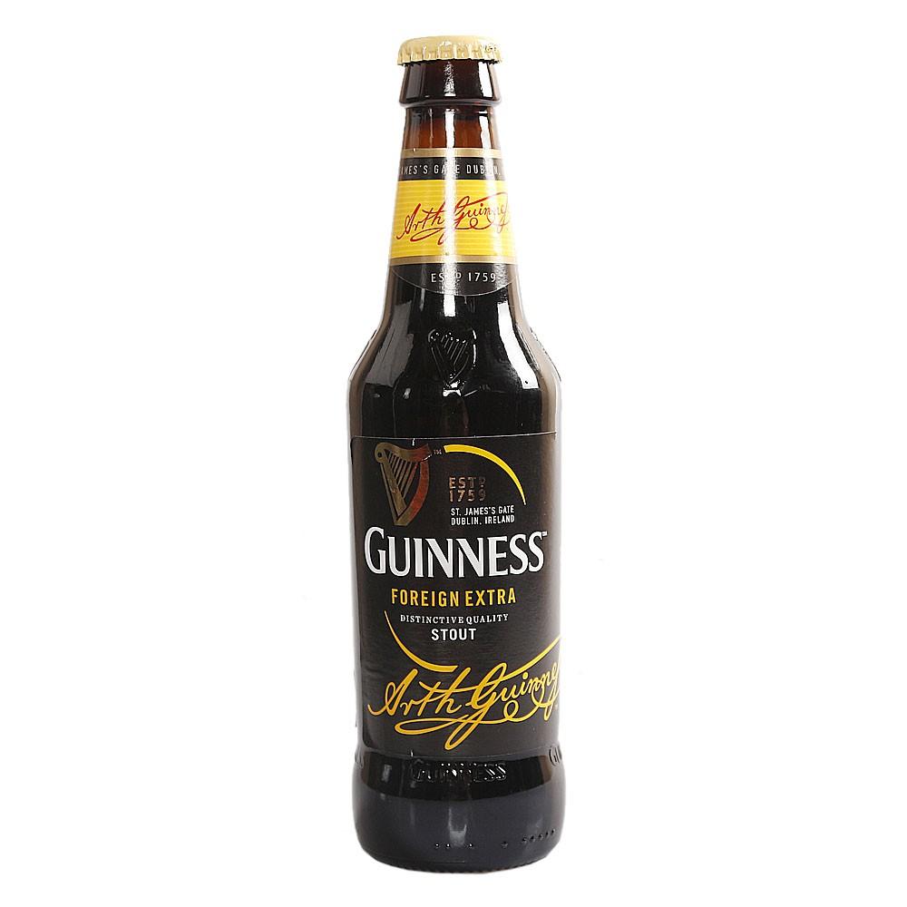 健力士黑啤酒 330ml