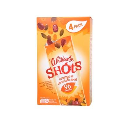 卫夫巧克力混合橙子味水果干 100g