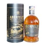 Aberfeldy Highland Single Malt Scotch Whisky (Aged 12 Years) 700ml - 1